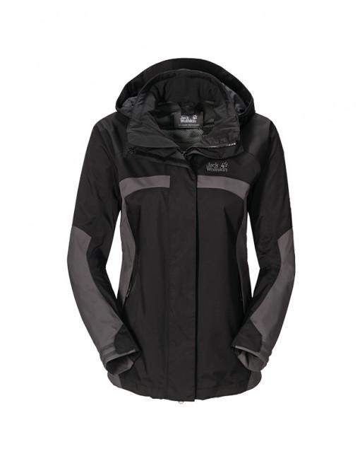 jack wolfskin topaz ii ladies jacket pack tiny. Black Bedroom Furniture Sets. Home Design Ideas