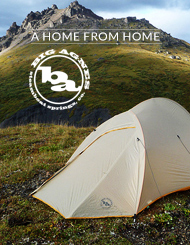 Big Agnes Tents & Tents | Product Categories | Pack Tiny